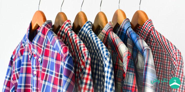 خشکشویی پیراهن